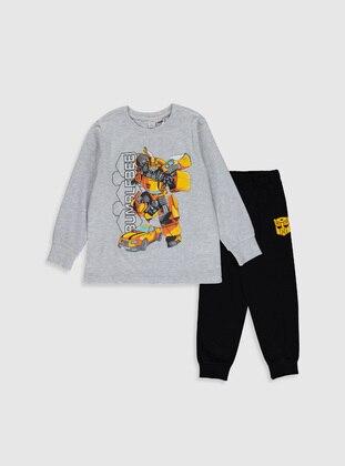 Gray - Boys` Pyjamas - LC WAIKIKI