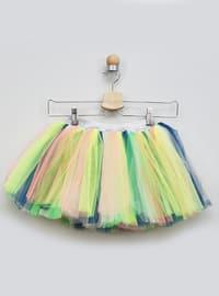 Green - Baby Skirt