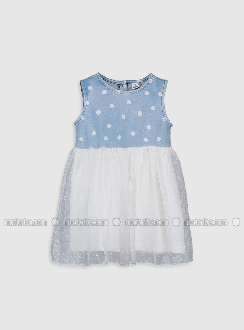 Indigo - Baby Dress