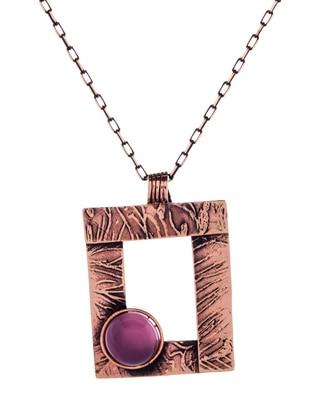 Purple - Necklace