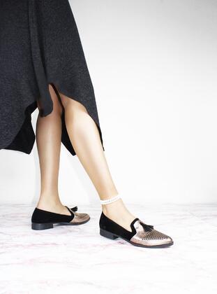 Rose - Flat Shoes
