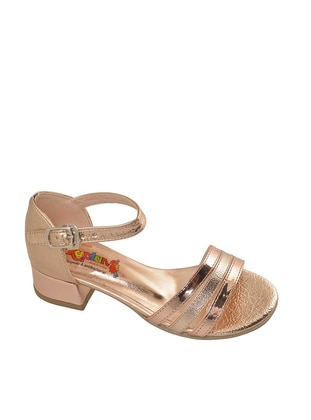 Gold - Sandal - Girls` Sandals