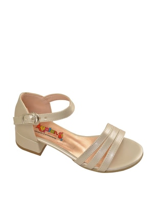 Cream - Sandal - Girls` Sandals