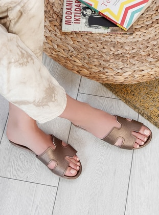 Copper - Sandal - Slippers - Snox