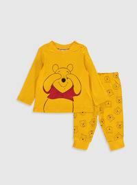 Yellow - Baby Pyjamas