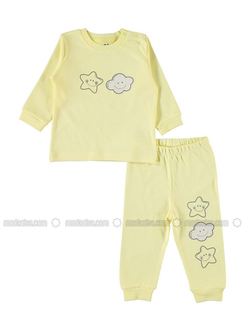 Yellow - Baby Suit - Kujju