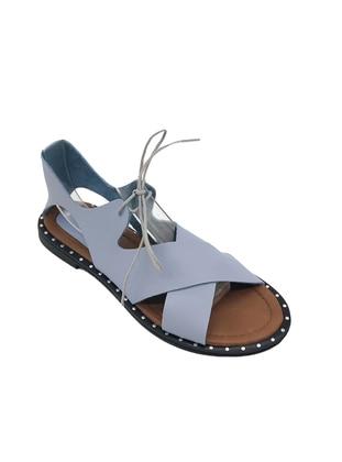 Blue - Sandal - Sandal