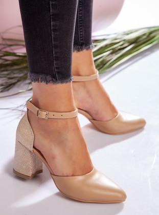 Mink - High Heel - Heels - Ayakkabı Havuzu