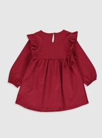 Maroon - Baby Dress