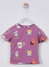 Purple - baby t-shirts