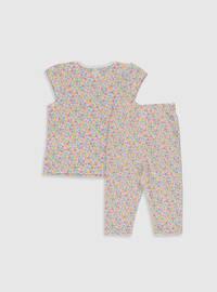White - Baby Pyjamas