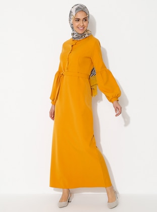 Yellow -  - Dress