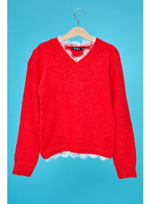 Coral - Girls` Pullovers