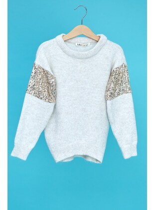 Stone - Girls` Pullovers - Fulla Moda