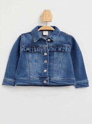Blue - Baby Jacket