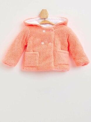 Pink - Baby Jacket - DeFacto