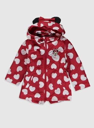 Red - Baby Jacket - LC WAIKIKI