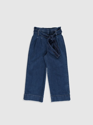 Indigo - Girls` Pants - LC WAIKIKI