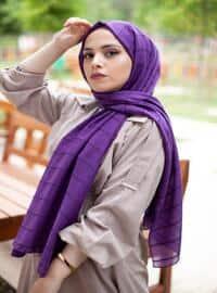 Purple - Scarf