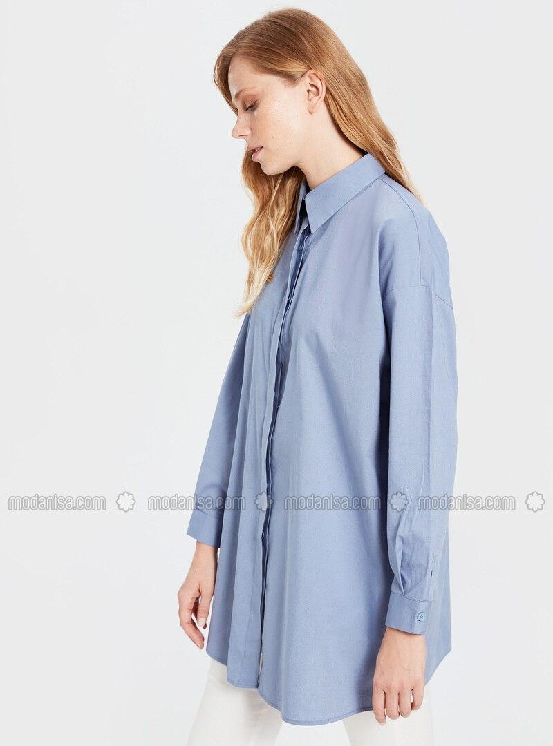 Blue - Tunic