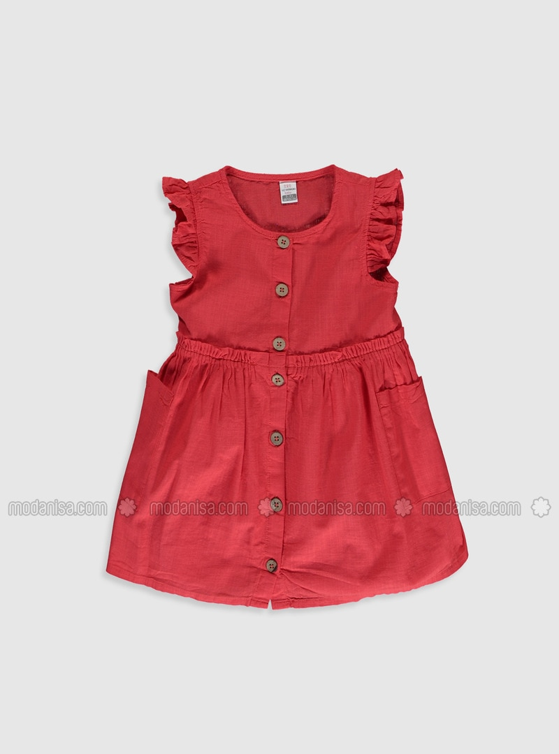 Red - Baby Dress