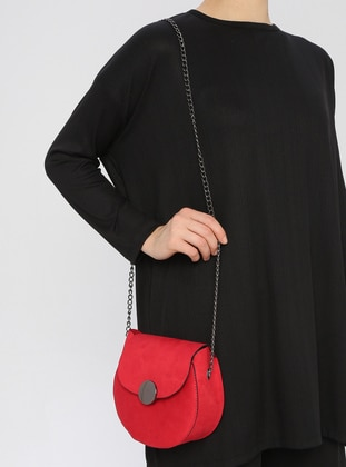Red - Crossbody - Shoulder Bags