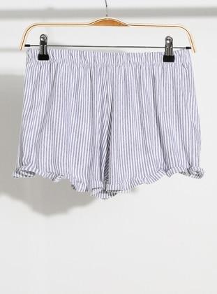 Gray -  - Panties