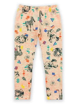 Multi -  - Multi - Pink - Girls` Leggings