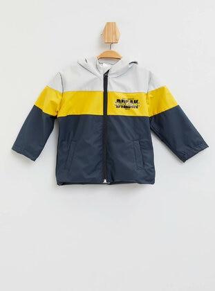 Yellow - Baby Jacket