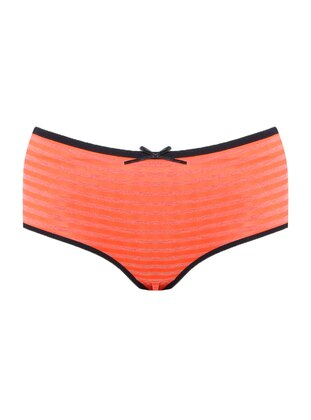 Orange -  - Panties