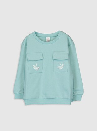 Turquoise - Baby Sweatpants