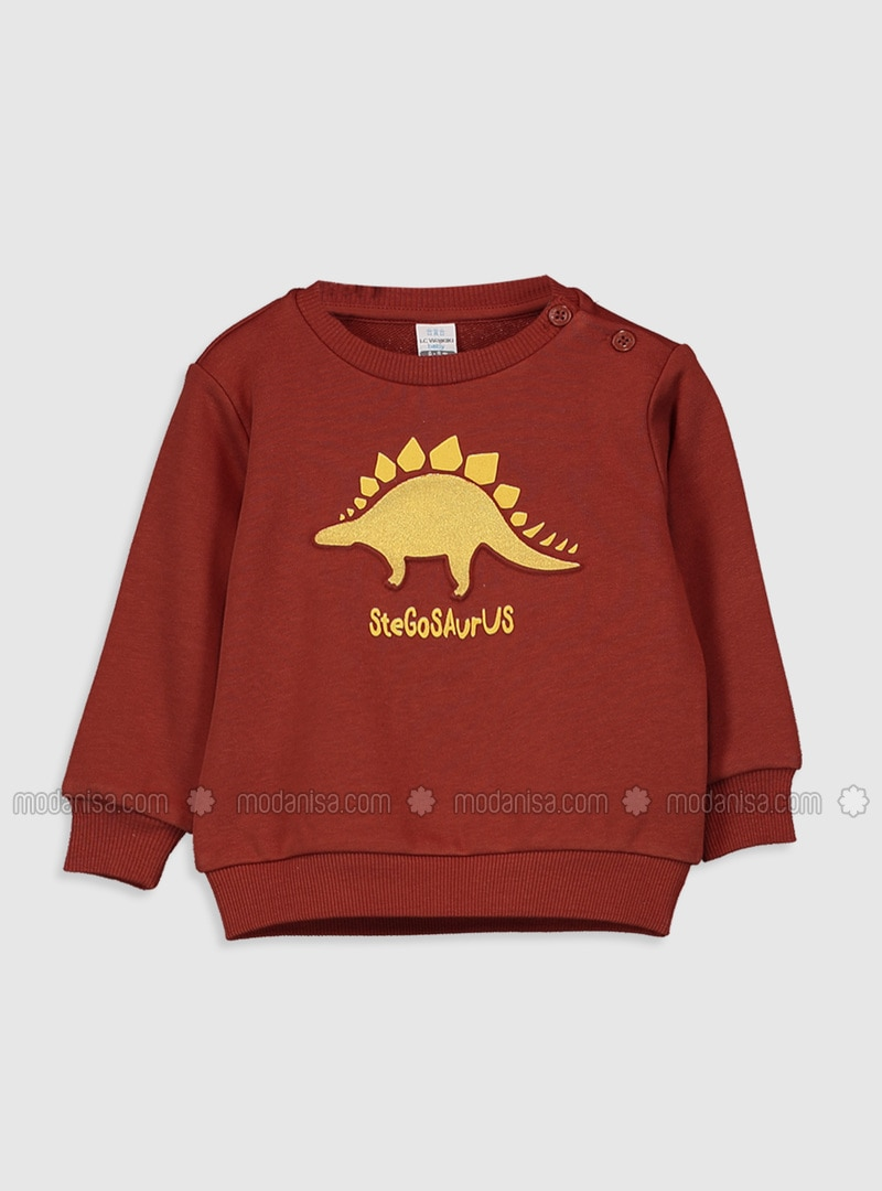 Brown - Baby Sweatpants