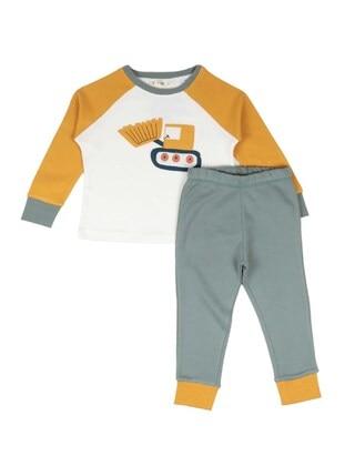 Ecru - Baby Pyjamas