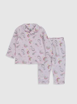 Pink - Baby Pyjamas - LC WAIKIKI