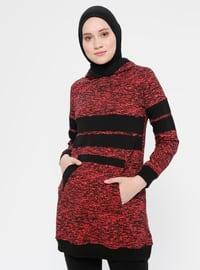 Multi - Red - Multi - - Tunic