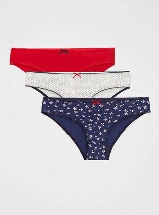 Red - Panties
