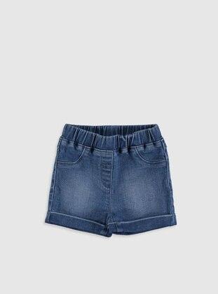 Indigo - Baby Shorts - LC WAIKIKI