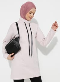 Powder - Polo neck -  - Tunic