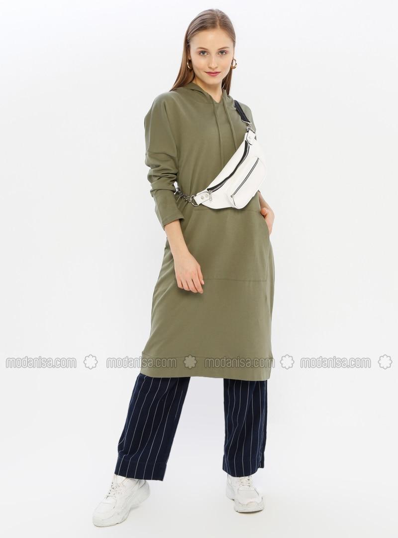 Khaki -  - Tunic