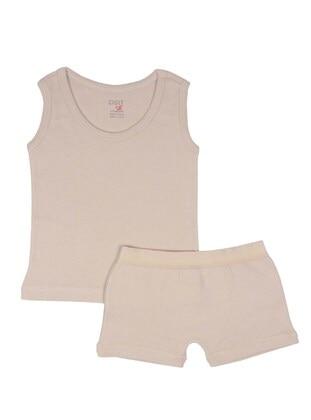 Beige - Baby Underwear