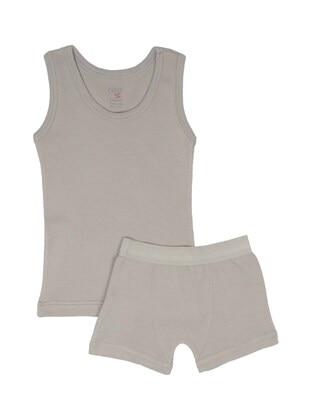 Brown - Baby Underwear