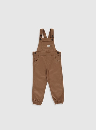 Brown - Baby Pants - LC WAIKIKI