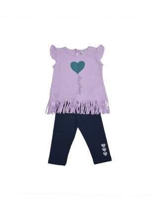 Lilac - Baby Suit