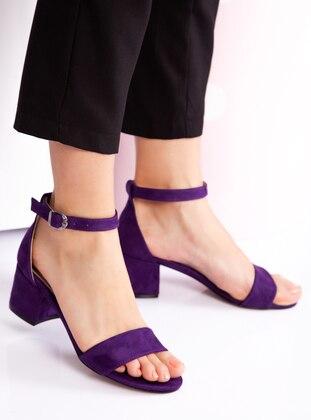 Plum - High Heel - Heels