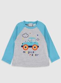 Gray - Baby Pyjamas