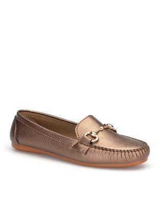 Copper - Flat Shoes