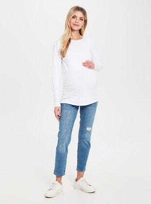 Indigo - Maternity Pants - LC WAIKIKI