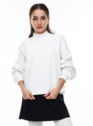 Black - Cotton - Combed Cotton - Underskirts - Mirach