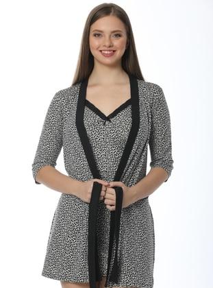 Leopard -  - Pyjama Set