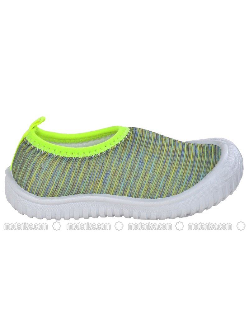Green - Boys` Shoes